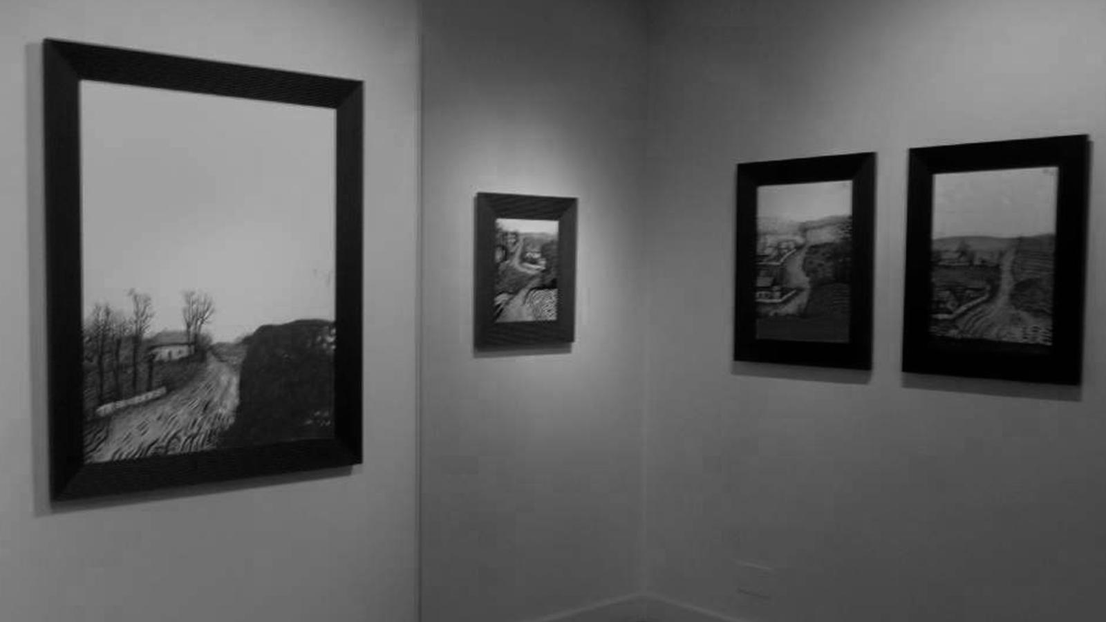 Ilfoveanu Alb, AnnArt Gallery București, 2013