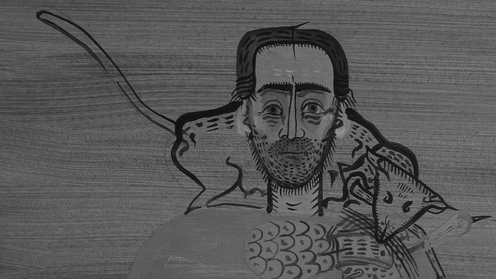 Pictură – Pictură în Acrilic pe Hârtie Perioadă 2015