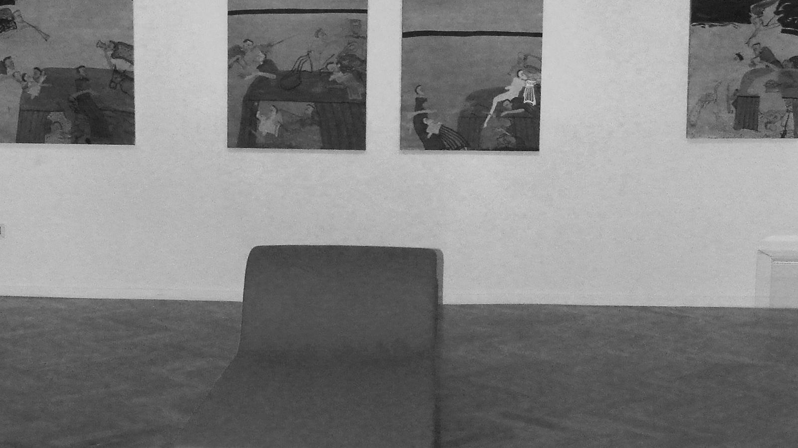 Levant după Levant, Pictură, Annar Gallery București 2015
