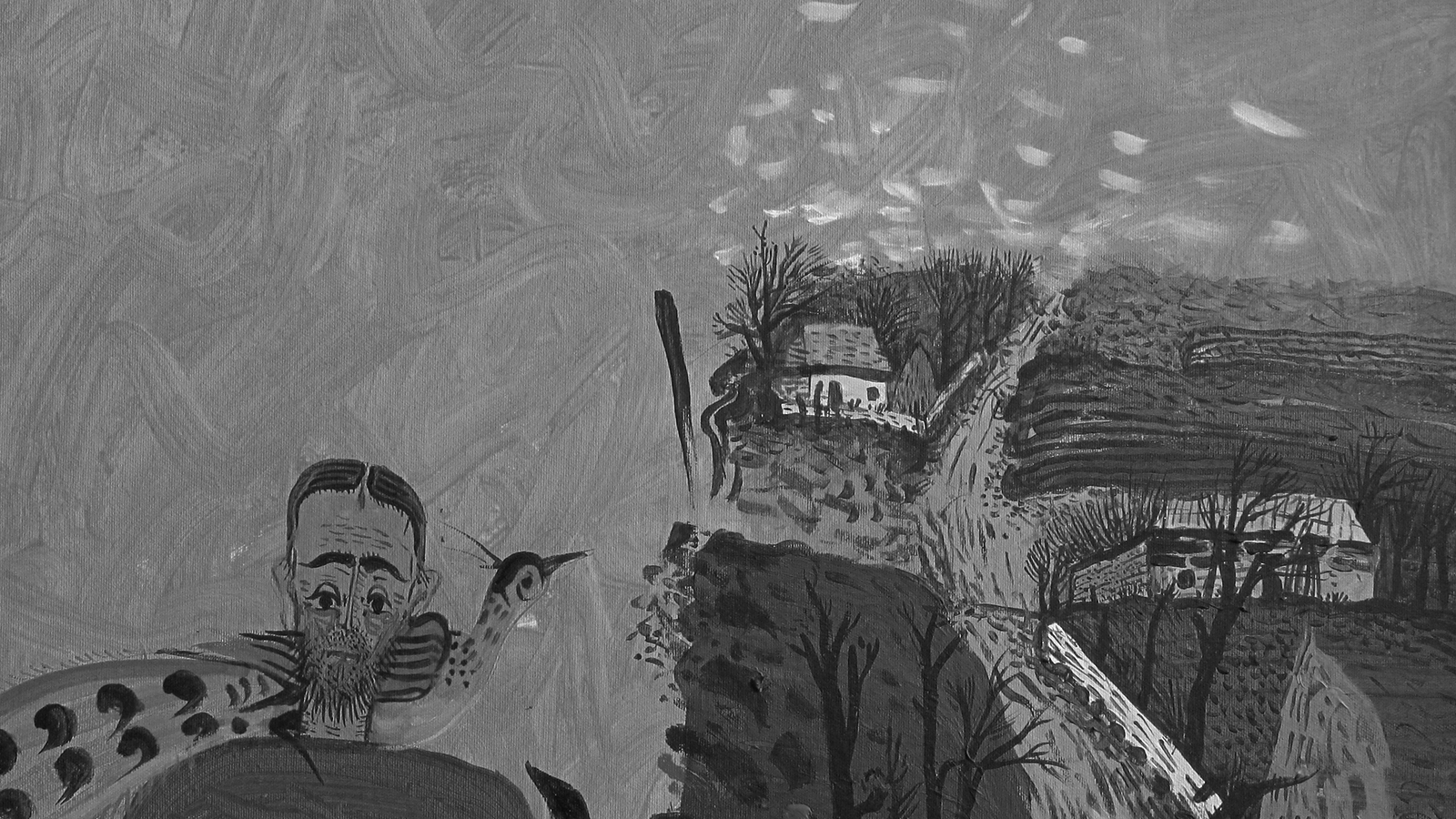 Pictură – Pictură în Acrilic pe Pânză Perioadă 2017